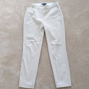 Theory beige pants